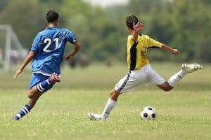 sports therapy american chiropractic soccer